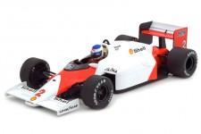 McLaren TAG MP4/2C Formula 1 1986 Keke Rosberg - Minichamps Escala 1:18 (530861802)