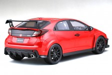 HONDA Mugen Civic Type R 2017 - Top Speed Escala 1:18 (TS0113)