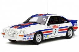 OPEL Manta 400R Gr.B Rally San Remo 1983 H. Toivonen / F. Gallagher - OttoMobile Escala  1:18 (OT761)