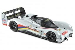PEUGEOT 905 Ganador 24h Le Mans 1992 Y. Dalmas / D. Warwick / M. Blundell - Norev Escala 1:18 (184770)