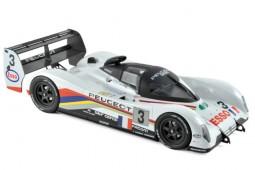 PEUGEOT 905 Winner 24h Le Mans 1993 E. Helary / C. Bouchut / G. Brabham - Norev Scale 1:18 (184773)