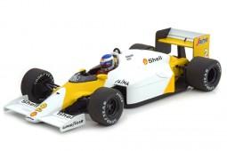 McLaren MP4/2C GP Formula 1 Portugal 1986 Keke Rosberg - Minichamps Escala 1:18 (530861892)