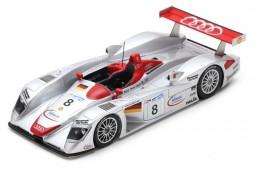 AUDI R8 Winner 24h Le Mans 2000 T. Kristensen / E. Pirro / F. Biela - Spark Scale 1:43 (43LM00)