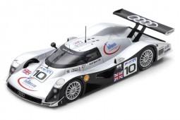 AUDI R8C 24h Le Mans 1999 J. Weaver / A. Wallace / P. McCarthy - Spark Escala 1:43 (s1809)