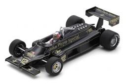 LOTUS 87 GP Formula 1 Las Vegas 1981 Nigel Mansell - Spark Scale 1:43 (s5358)