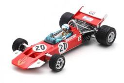 SURTEES F1 Team TS7 GP Formula 1 1970 J. Surtees - Spark Escala 1:43 (s5400)