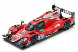 ORECA 07 24h Le Mans 2018 R. Gonzalez / P. Maldonado / N. Berthon - Spark Scale 1:43 (s7016)
