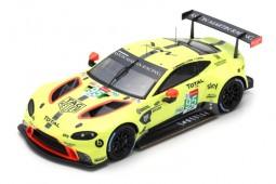 ASTON MARTIN Vantage GTE 24h Le Mans 2018 N. Thiim / M. Sorensen / D. Turner - Spark Escala 1:43 (s7036)