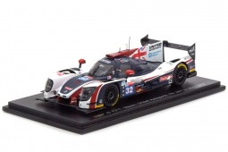 LIGIER JS P217 24h Le Mans 2018 H. De Sadleer / W. Owen / J.P. Montoya - Spark Scale 1:43 (s7017)