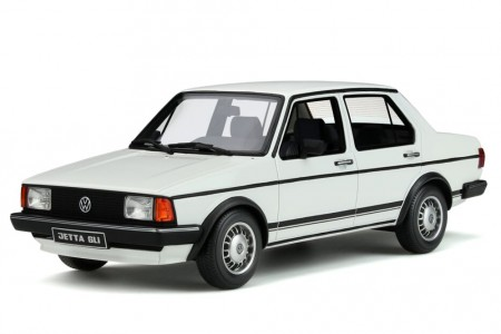 VOLKSWAGEN Jetta MK1 GLi 1983 - OttoMobile Escala 1:18 (OT291)