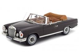 MERCEDES-Benz 280 SSE Cabriolet 280 SE 1968 - Norev Scale 1:18 (183568)