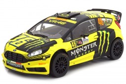 FORD Fiesta RS WRC Ganador Rally Show Monza 2016 V. Rossi - Ixo Scale 1:18 (18RMC015)