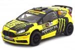 FORD Fiesta RS WRC Ganador Rally Show Monza 2016 V. Rossi - Ixo Escala 1:18 (18RMC015)
