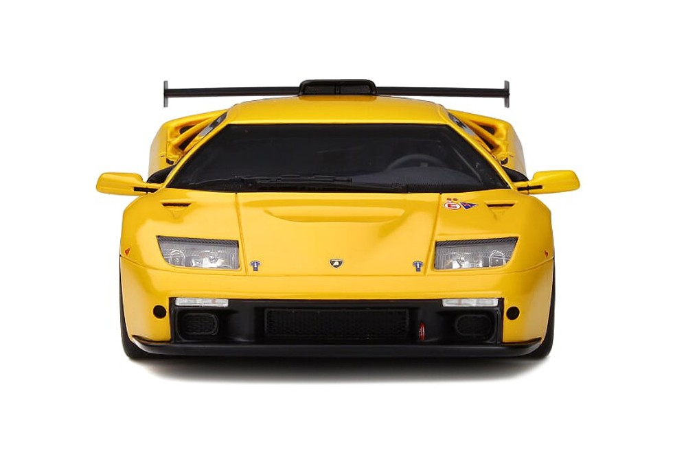 Lamborghini Diablo Gtr Ficha Tecnica