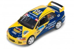 MITSUBISHI Lancer Evo IX Rally International Janner 2013 S. Blomqvist / R. Jakobsson - Vitesse Scale 1:43 (43255)