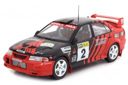 MITSUBHISHI Lancer Evo Vi Winner Rally Canberra 1999 Y. Kataoka / S. Hayashi - Triple 9 Scale 1:18 (T9-1800210)