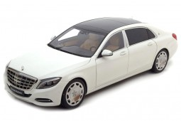 MERCEDES-Benz Maybach S Klasse S600 2015 - AutoArt Escala 1:18 (76291)