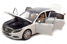 MERCEDES-Benz Maybach S Klasse S600 2015 - AutoArt Scale 1:18 (76291)