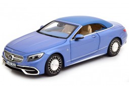 MERCEDES-Benz Maybach S650 Cabriolet 2018 - Norev Scale 1:18 (183471)