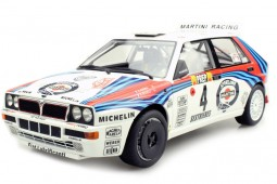 LANCIA Delta HF Integrale Winner Rally Monte Carlo 1992 D. Auriol / B. Occelli - Top Marques Scale 1:18 (TOP66AD)