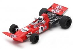 MARCH 711 GP Formula 1 Spain 1971 Alex Soler-Roig - Spark Models Scale 1:43 (s7160)