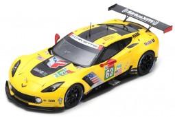 CHEVROLET Corvette C7.R 24h Le Mans 2018 J. Magnussen / A. Garcia / M. Rockenfeller - Spark Scale 1:43 (s7030)