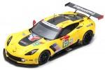 CHEVROLET Corvette C7.R 24h Le Mans 2018 J. Magnussen / A. Garcia / M. Rockenfeller - Spark Escala 1:43 (s7030)