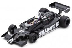 SHADOW DN9 Formula 1 GP USA 1979 Elio de Angelis - Spark Models Escala 1:43 (s7374)