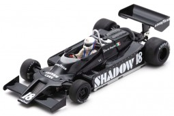 SHADOW DN9 Formula 1 GP USA 1979 Elio de Angelis - Spark Models Scale 1:43 (s7374)
