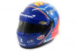 BELL HELMET Fernando Alonso McLaren Chevrolet Indy 500 2019 - Bell Scale 1:2 (4104364)