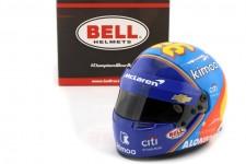 CASCO BELL Fernando Alonso McLaren Chevrolet Indy 500 2019 - Bell Escala 1:2 (4104364)