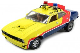 FORD Falcon XB Police Interceptor 1973 - Pelicula Mad Max I - Greenlight Escala 1:18 (DDA012)