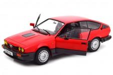 ALFA ROMEO GTV 6 1984 - Solido Escala 1:18 (S1802301)