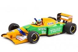 BENETTON B192 Ganador GP Formula 1 Spa 1992 M. Schumacher - Minichamps Escala 1:18 (110920019)