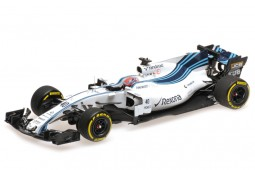 WILLIAMS FW40 Formula 1 Test Abu Dhabi 2017 R. Kubica - Minichamps Escala 1:43 (417172040)