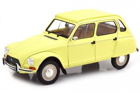 CITROEN Dyane 6 1967 - Solido Escala 1:18 (S1800306)