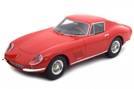 Color Rojo Escala 1:18 CMR CMR033 Ferrari 275 GT 1966 Coche en Miniatura