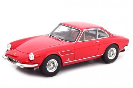 Ferrari 330 GTC 1966 1968 red 1:18 CMR resin