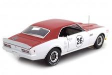 PONTIAC Firebird Trans Am Tribute Jerry Titus 1968 - ACME Escala 1:18 (A1805210)