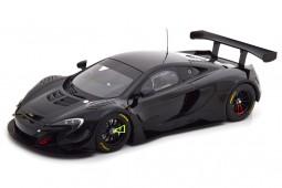 McLaren 650S GT3 2017 Negro - AutoArt Escala 1:18 (81644)