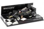 LOTUS 94T Formula 1 1983 Nigel Mansell - Minichamps Escala 1:43 (417830012)