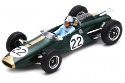 BRABHAM BT3 GP Formula 1 Italy 1963 Jack Brabham - Spark Escala 1:43 (s5262)