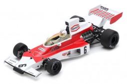 McLaren M23 Ganador GP F1 1974 D. Hulme - Spark Models Escala 1:143 (s7146)