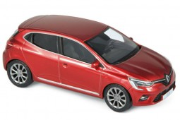 RENAULT Clio 2019 Red - Norev Scale 1:43 (517587)