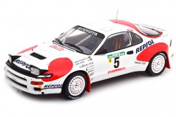 TOYOTA Celica GT-4 (ST185) Rally Portugal 1992 A. Schwarz / A. Hertz - Ixo Models Scale 1:18 (18RMC023C)