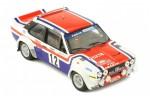 FIAT 131 Abarth Rally Monte Carlo 1979 M. Mouton / F. Conconi - Ixo Models Escala 1:43 (RAC052)