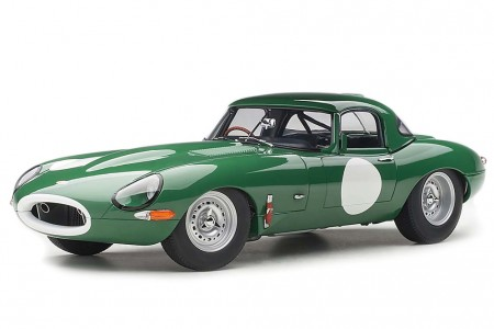 JAGUAR Lightweight E-Type 1963 - AutoArt Escala 1:18 (73648)