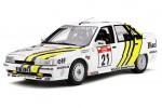 REANAULT 21 Turbo Gr.N Rally Tour de Corse 1988 P. Bugalski / J-M. Andrie - OttoMobile Escala 1:18 (OT317)