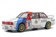 BMW M3 (E30) DTM Campeon 1989 Roberto Ravaglia - Solido Escala 1:18 (S1801503)