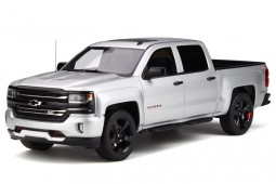 CHEVROLET Silverado Pick-Up Redline 2018 - GT Spirit Escala 1:18 (GT785)